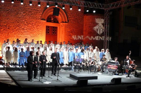 Concert de gospel a Rubí